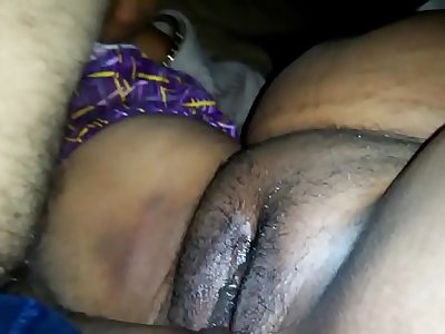 Aunty ass fucked in winter